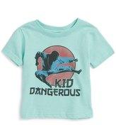 Kid Dangerous Kung Fu Graphic T-Shirt (Baby Boys)
