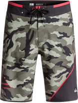 "Quiksilver Men's New Wave Everyday Hi Camouflage 21"" Board Shorts"