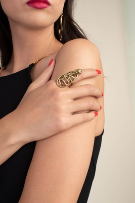 Trina Turk Snake Charmer Ring