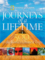 Penguin Random House National Geographic Journeys Of A Lifetime