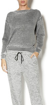 Mono B Heathered Charcoal Sweatshirt