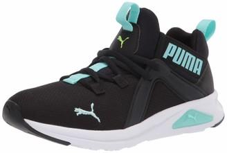 Puma unisex child Enzo 2 Sneaker