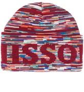 Missoni Logo Intarsia Beanie