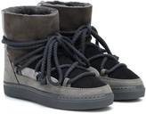 INUIKII Sneaker suede boots