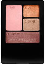 Maybelline Expert Wear Eye Shadow Quad Powder