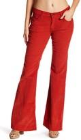 James Jeans Bella Corduroy Flare Jeans