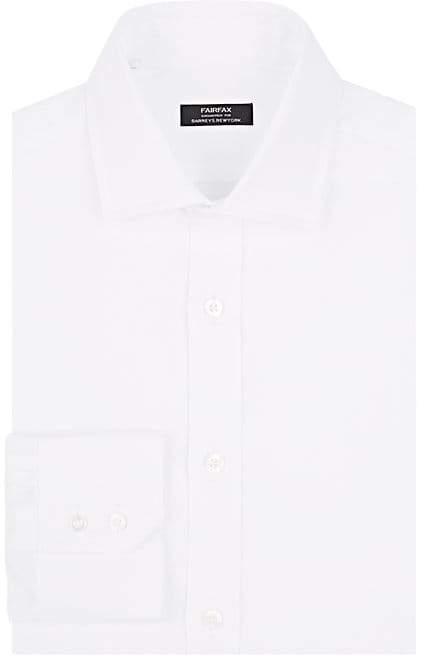 Fairfax Men's Cotton Oxford Cloth Dress Shirt