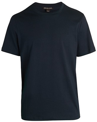 Michael Kors Cotton Crewneck T-Shirt