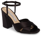 Kristin Cavallari Women's Low Light Cross Strap Sandal