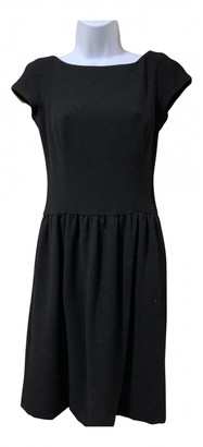 Ralph Lauren Purple Label Black Wool Dresses