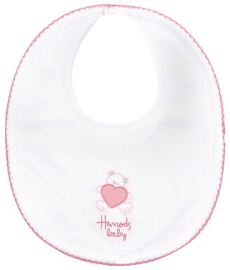 Harrods Heart Bib