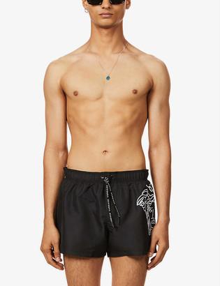 Versace Medusa graphic-print swim shorts