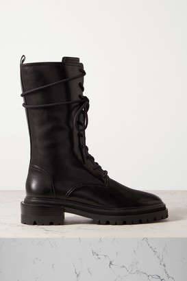 PORTE & PAIRE Leather Boots