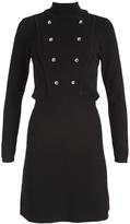 Lucy Paris Black Lydia Dress