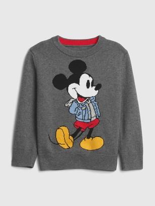 Disney babyGap | Mickey Mouse Crewneck Sweatshirt