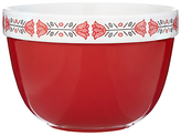 John Lewis Folklore Pudding Basin, Red, Dia.17cm
