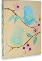 Birds and Bloom I Gallery Wrapped Canvas Wall Art