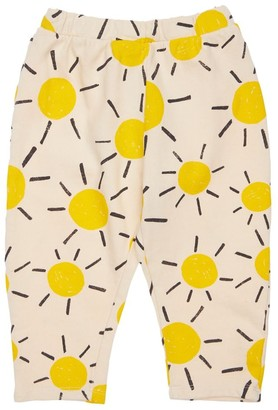 Bobo Choses Sun Print Organic Cotton Sweatpants