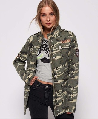 Superdry Women's Rookie Cascade Jacket