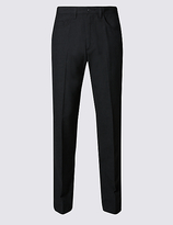 M&s Collection Slim Fit Jean Style Trousers
