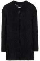 Maison Margiela Alpaca And Wool-blend Sweater Dress