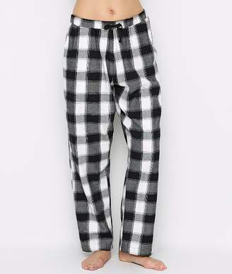 Pour Moi? Pour Moi Sofa Love Check Flannel Pajama Pants