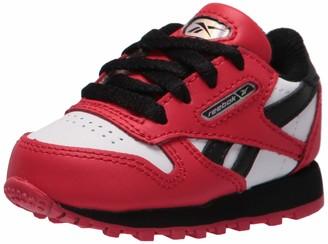 Reebok Baby-Boy's Classic Leather Sneaker