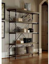 Universal Furniture Berkeley 3 Brownstone Great Room Rack