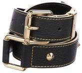 Louis Vuitton Studded Suhali Belt