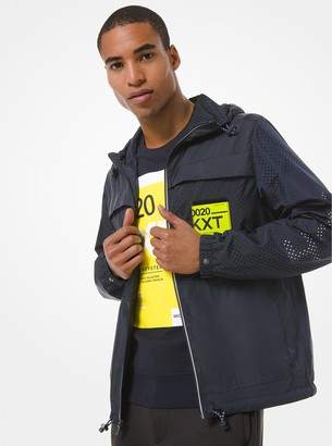 Michael Kors KORS X TECH Packable Hooded Jacket
