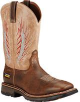 Ariat Men's Workhog Mesteo II Cowboy Boot