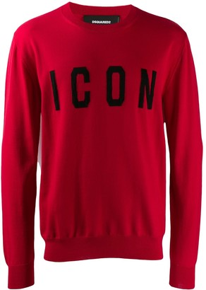 DSQUARED2 Icon jumper