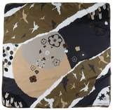 Jimmy Choo Square scarf