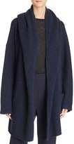 Vince Hooded Duster Cardigan