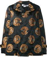 Comme Des Garçons Comme Des Garçons 'dragon' oversized jacket