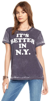 Chaser Better in N.Y. Tee