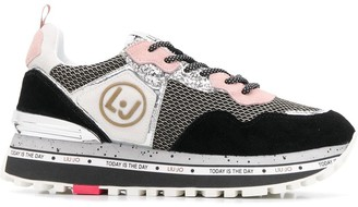 Liu Jo Maxi Alexa low-top sneakers