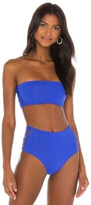 L-Space X REVOLVE Kit Bikini Top