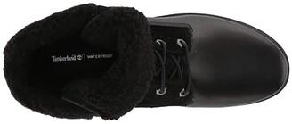 Timberland Jayne Waterproof Teddy Fleece Fold Down