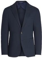 Ralph Lauren Hadley Twill Suit Jacket