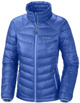 Columbia Platinum TurboDown 860 Omni-Heat Jacket Womens