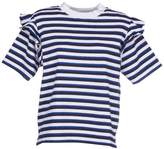 Kitsune Maison Striped T-shirt