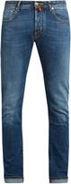 Jacob Cohen Tailored stretch-denim slim-leg jeans