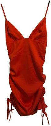 NBD Orange Dress for Women