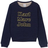 Little Karl Marc John Karl Marc John Siry Sweatshirt