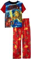 Lego Ninjago Boys 4-12 Pajama Set