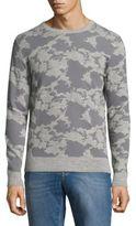 J. Lindeberg Fred 3D Camouflage Sweatshirt