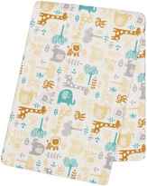 TREND LAB, LLC Trend Lab Lullaby Zoo Deluxe Swaddle Blanket