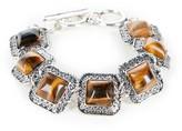 Sole Society Chunky Stone Bracelet