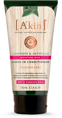 Akin A'Kin Lavender & Anthyllis 24H Intensive Moisture Leave-In Conditioner 150Ml